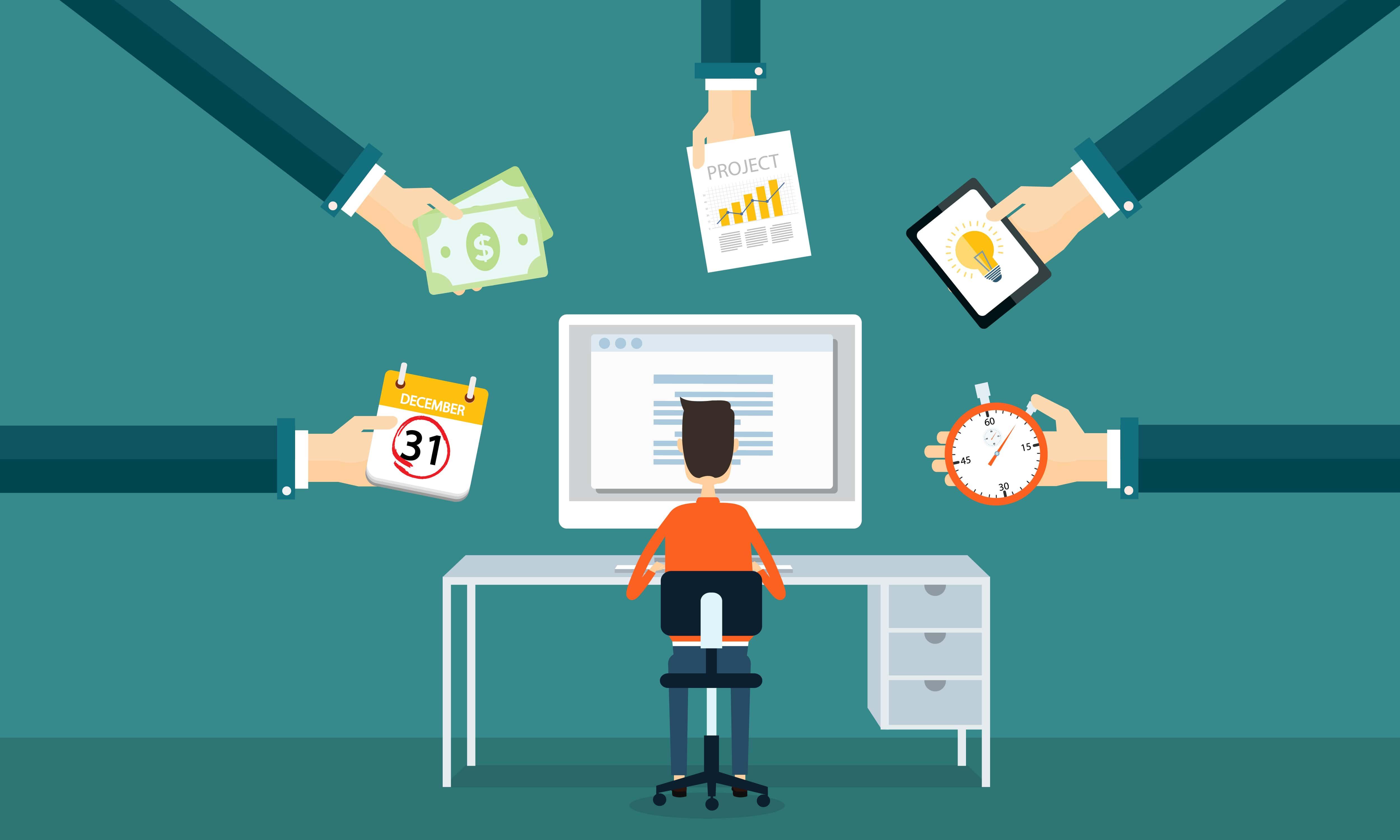Freelancer mistake-to work
