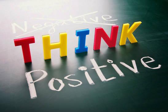 قدرت مثبت فکر کردن