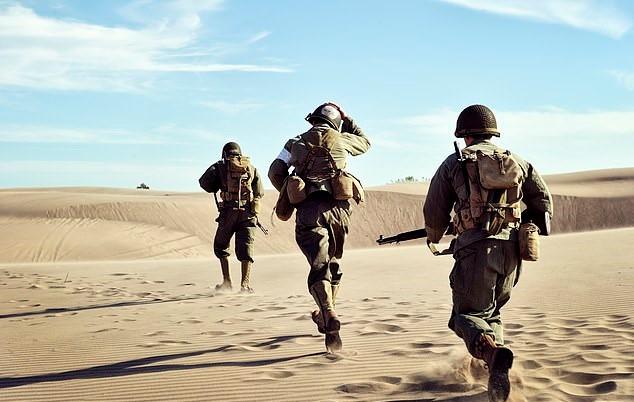 ارتش آمریکا به دنبال تولید برق از راه رفتن سربازان
