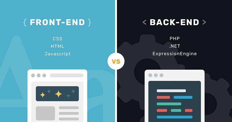 طراح وب یا برنامه نویس back end??!!! مساله این است